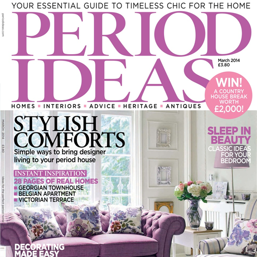 Period Ideas Magazine - your inspirational guide