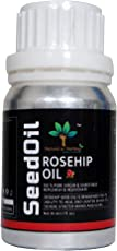 Natural or Nothing | Rosehip Oil (50 ML) | Pure & Natural Cold Pressed Carrier Oil Therapeutic Grade
