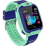Kids Smart Watch GPS Tracker - Waterdichte Smartwatches Telefoon voor Kids Meisjes Jongens Vakantie Verjaardagscadeau, Kids G