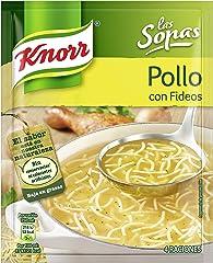 Knorr Sopa Pollo con Fideos 63g