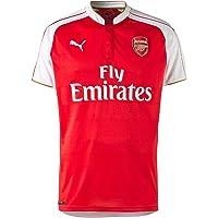 PUMA Arsenal Home Football Team Club Replica Shirt