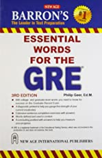 Barron`s Essential Words for the GRE