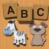 Buchstabierspiel für Kinder