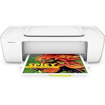 HP Deskjet 1110 (F5S20B), Stampanti a getto d'inchiostro ( A4, Hi-Speed USB 2.0, 4800 x 1200 dpi), bianco