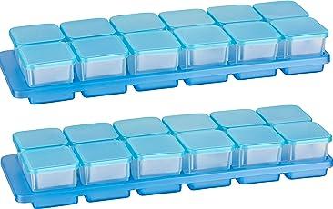 Kigima Mini-Tiefkühldose Sets verschiedene Größen
