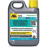 FILA Surface Care Solutions Fila Cleaner, Detergente per Pavimenti, La confezione puo' variare