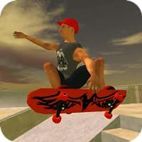 Skateboarding Extreme 3D