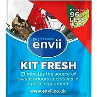 envii Kit Fresh – Spray Elimina Odori per Scarpe e Attrezzatura Sportiva (Ricarica)
