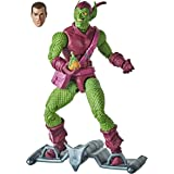 Hasbro Marvel Legends Series Spider-Man 6-inch Collectible Green Goblin Action Figure Toy Retro Collection