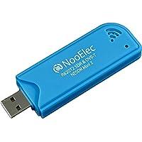 Nooelec NESDR Mini 2 USB RTL-SDR- und ADS-B-Empfängerset, RTL2832U- und R820T2-Tuner, MCX-Eingang. Kostengünstige…