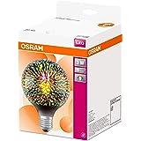 OSRAM LED lamp | Lampvoet: E27 | Warm wit | 2700 K | 3 W | LED STAR GLOBE UNIVERSE [Energie-efficiëntieklasse A]