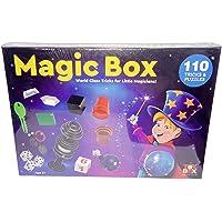 KIDOZ KINGDOM Magic Box 110 Tricks and Puzzles Toys