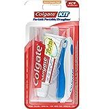COLGATE - Kit de Voyage Colgate Total Original - Mini-Brosse à Dents Souple + Mini-Dentifrice (20 ml) - Coloris aléatoire