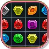 Crystal Match Item - Play Easy Puzzle Additive Match 3 Game