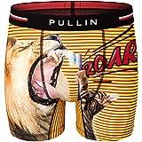 Men's Fashion 2 Boxer Shorts - Lionchat