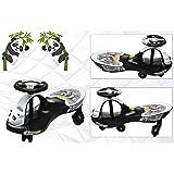 ToyDor Panda Swing Magic Car for Kids Toys for Kids Girls Boys Ride ons Drive / Swing Car / Baby Panda Magic Car Age…