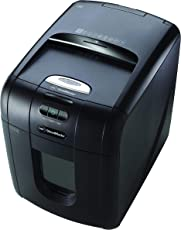GBC AUTO+ 130X Auto Feed Paper/Credit Card Cross Cut Shredder with Automatic Feed, 130 Sheet Capacity and 26L Bin