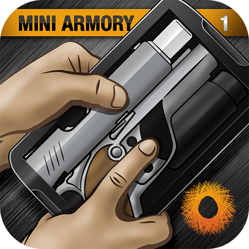 Weaphones Firearms Simulator Mini Armory Vol 1 (Deutsche Guns Airsoft)