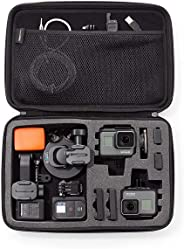 AmazonBasics Large Carrying Case for GoPro,Black