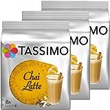 Tassimo chai latte, thé, thé, lait, 24 t-discs