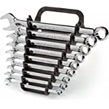 TEKTON 2687 13-Slot Wrench Holder and Organizer