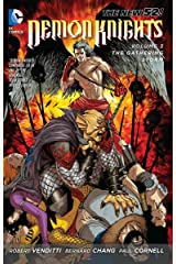 Demon Knights Volume 3 (The New 52) Paperback