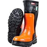 Oregon Yukon 295385/42 Chainsaw Protective Rubber Safety Boot, 42