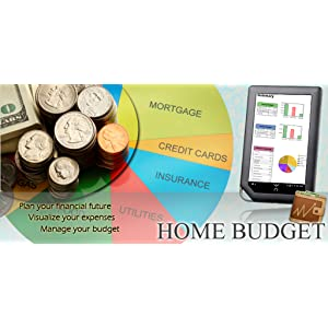 Home Budget (Kindle Tablet Edition): Amazon.co.uk: Appstore for ...