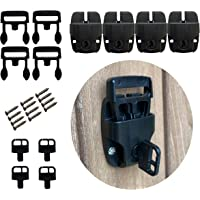 Happy Hot Tubs Replacement Hot Tub Cover Locks Key Set Pinch Release Clip With Screws Keys Buckle Clips