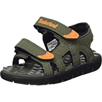 Timberland Unisex Baby Perkins Row 2-Strap (Toddler) Open Toe Sandals Child