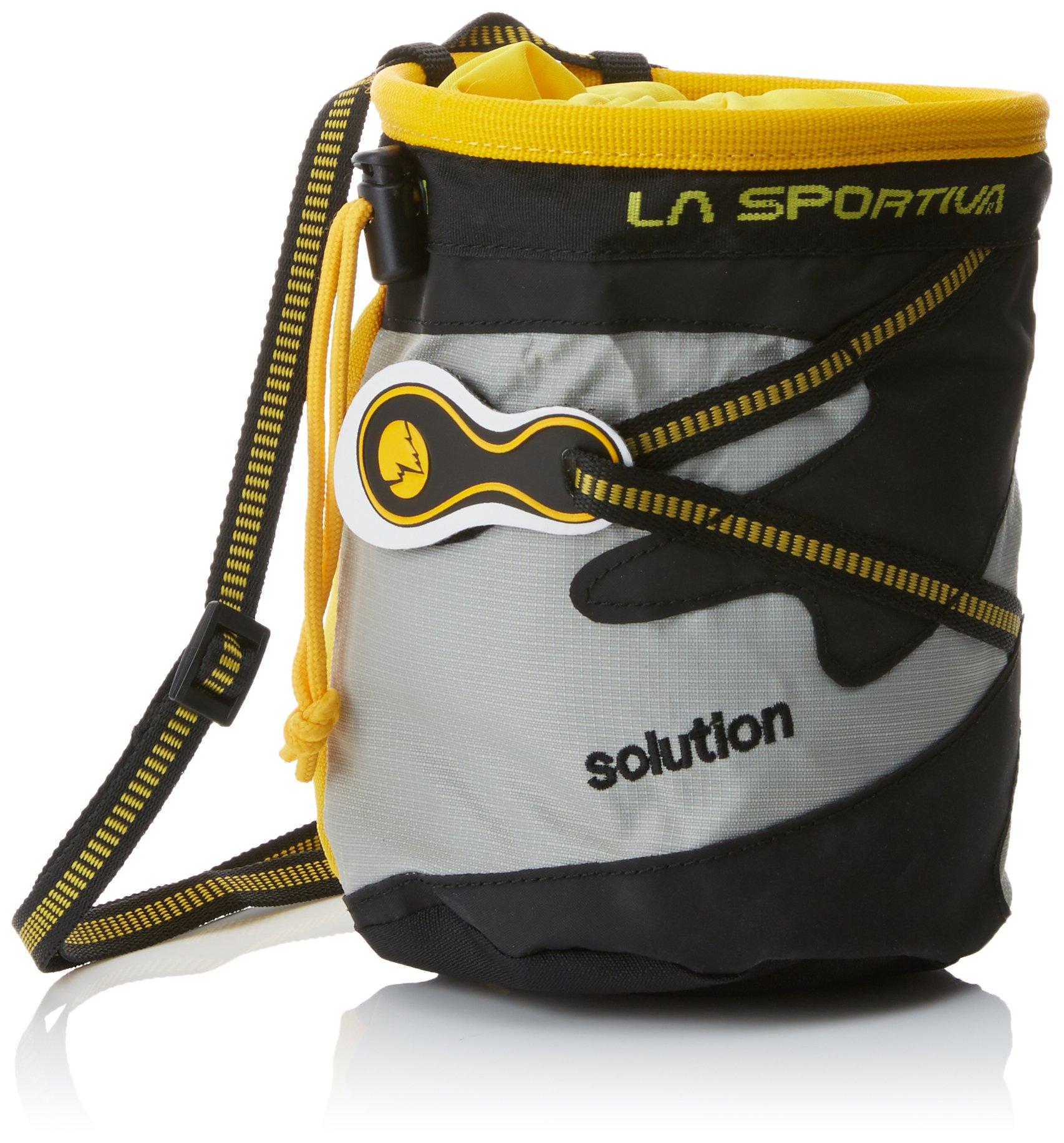 La Sportiva Chalk Bag Solution – Bolsa de magnesio para Escalada