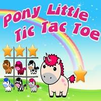 Pony Little Tic Tac Toe