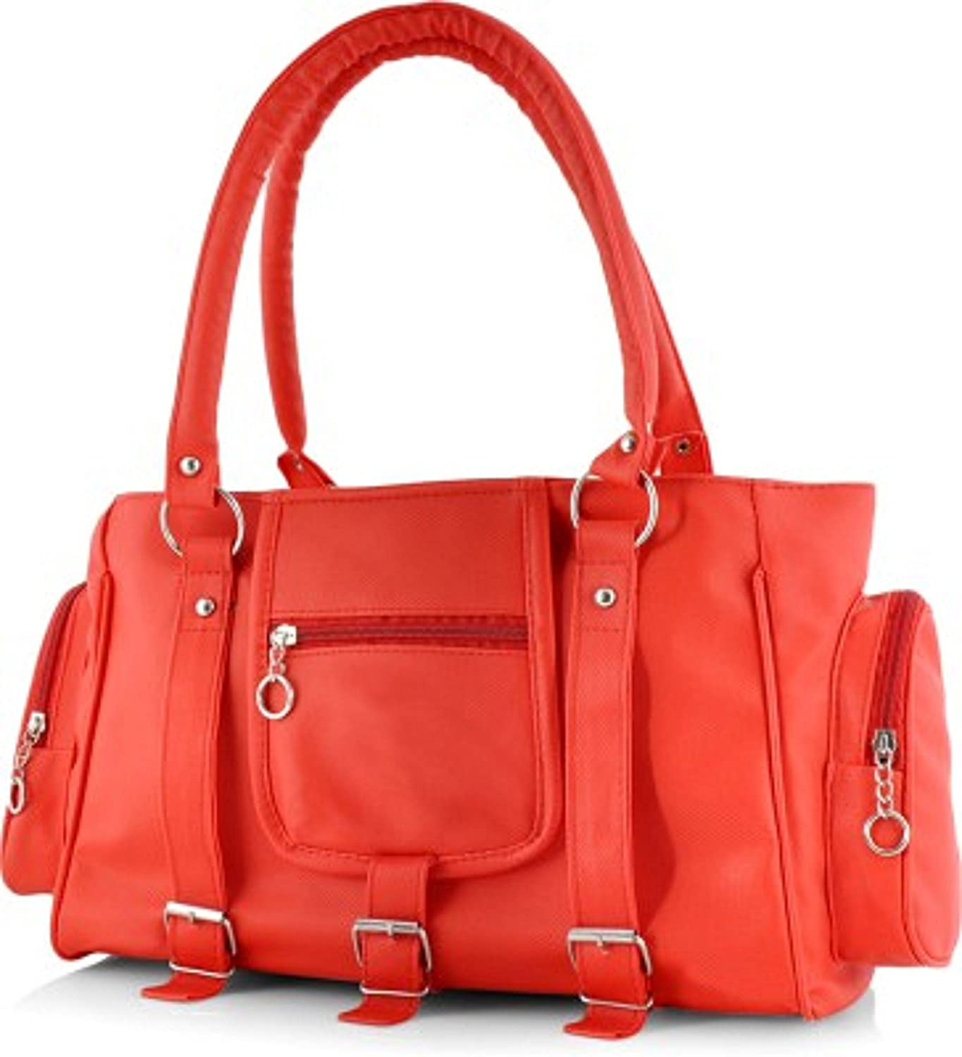Naaz Bags Collection Women's 3 Buckle Hand Bag ( Blue_NBC000253 ...