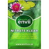 Envii Nitrate Klear - Traitement qui élimine les nitrates des étangs sans danger- (traite 12.000 litres)