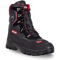 OREGON Yukon Chaussures de Sécurité pour Tronçonneuse de Classe 1, Embout de Protection pour Orteils en Métal, Bottes de…