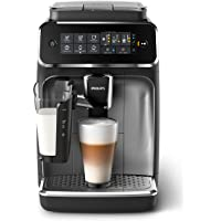 Philips 3200 Serie, Kaffeevollautomat mit WLAN-Konnektivität und LatteGo - Coffee+App, EP3546/70