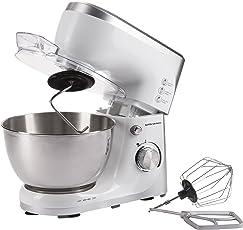 Ultratec 331400000689 Ultratec Robot da Cucina con Recipiente in Acciaio Inox, Potenza 800 W
