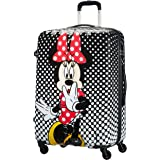 American Tourister Disney Legends Spinner L Valise Enfant, 75 cm, 88 L, Multicolore (Minnie Mouse Polka Dot)