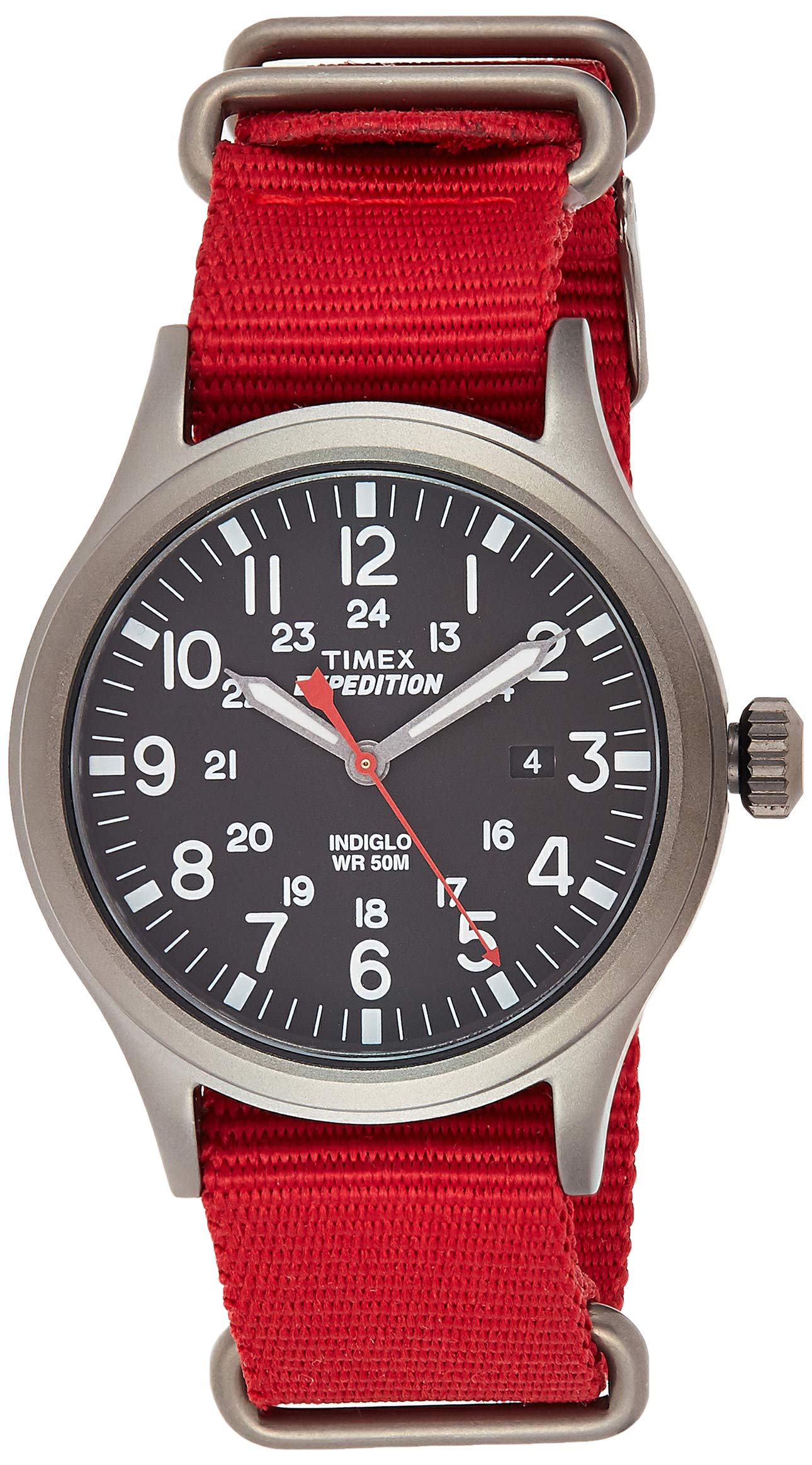 Timex Expedition Scout  Nylon Strap Gents Watch