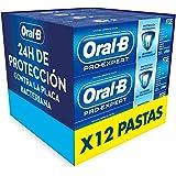 Oral-B Pro-Expert Protección Profesional Pasta de Dientes, Pack de 12, Limpieza Bucal Completa (12x75 ml)