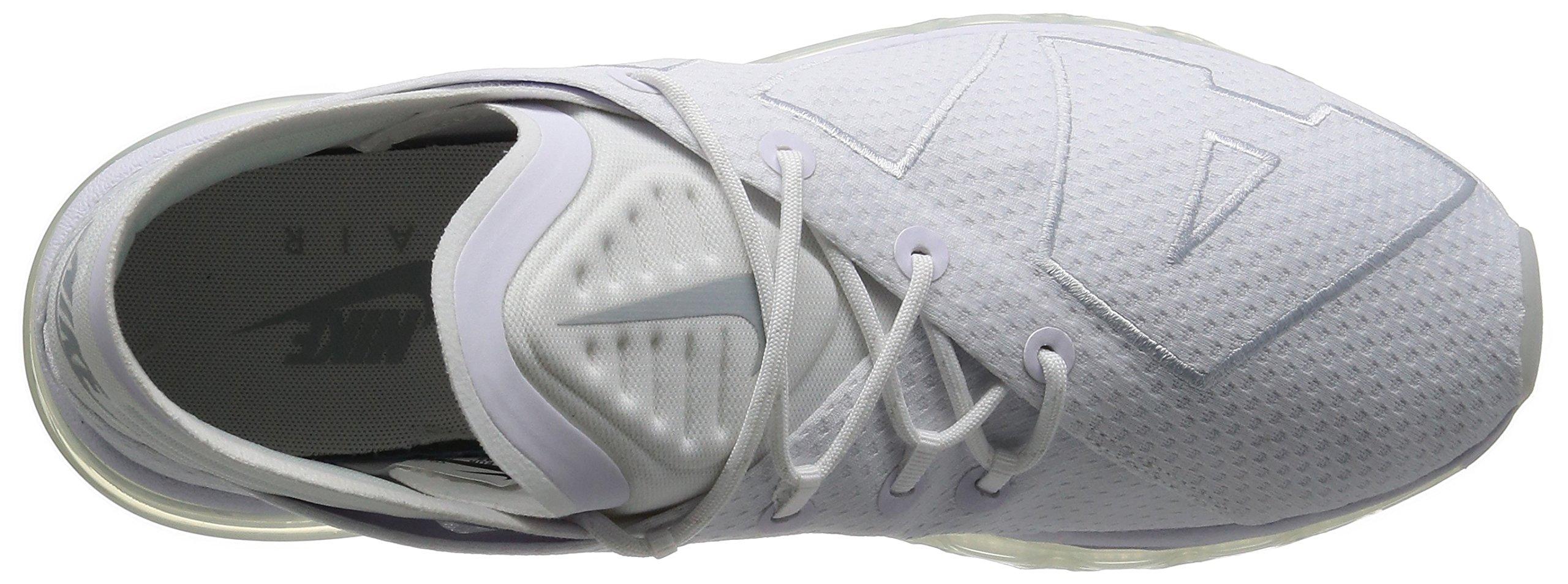 81fkYmOi9aL - Nike Mens - Air Max Flair - Triple White - 942236-100