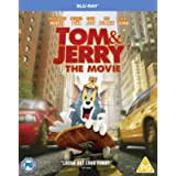 Tom & Jerry The Movie [Blu-ray] [2021] [Region Free]