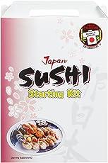 Miyako Startset für Sushi, mit Reis, 1er Pack (1 x 400g )