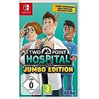 Two Point Hospital: Jumbo Edition (Nintendo Switch)