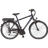 Prophete Herren Elektrofahrrad E-Bike Alu-Trekking 28 Zoll E-Novation Navigator 6.5 nachtblau matt 52