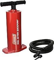 Coleman Company Dual-Action Quick Inflator Hand Pump (Black)