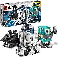 LEGO Star Wars - Boost Commandant des Droïdes, Jeu de Construction pour enfants avec 3 robots contrôlés par application,...