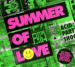 Summer of Love-Mixed By Paul Oakenfold & Others