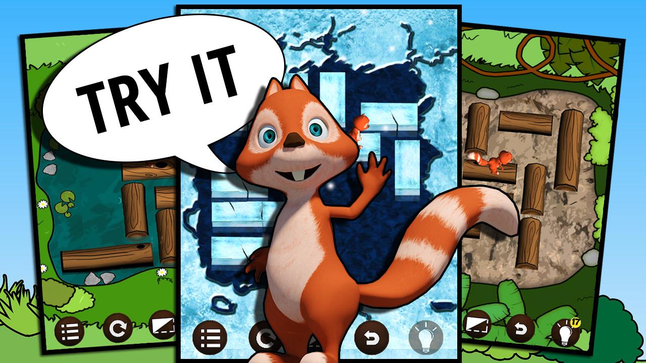 Zoom IMG-3 unblock my squirrel free
