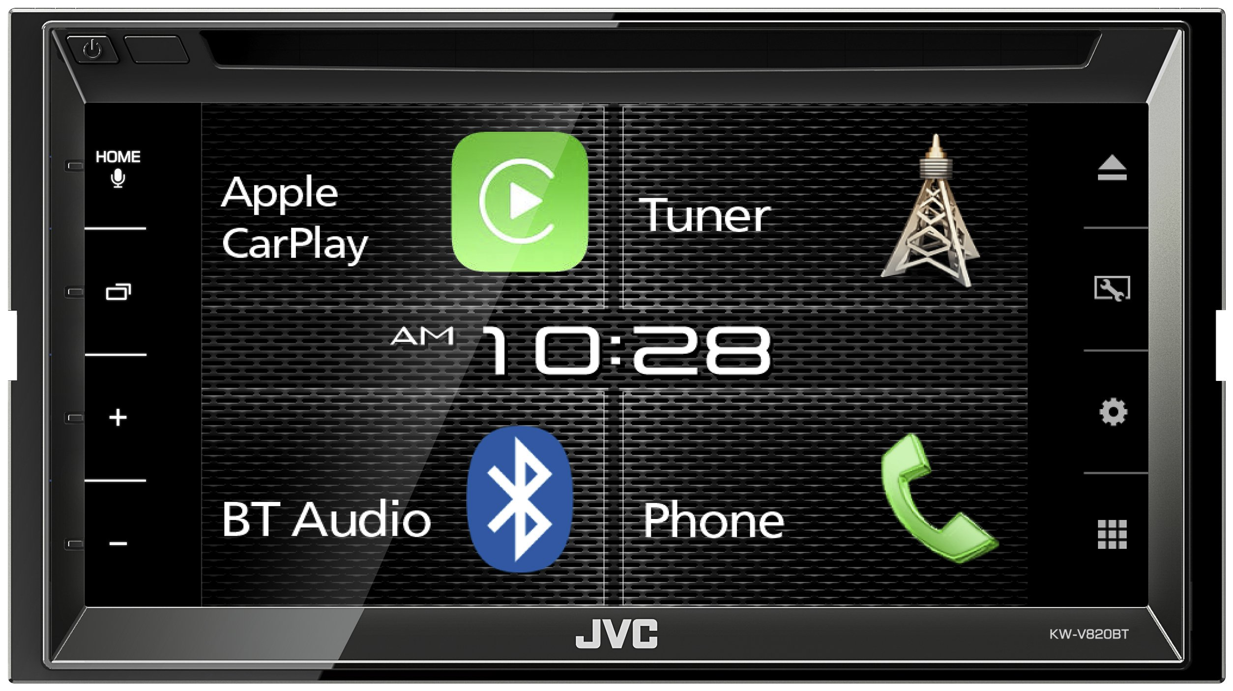 JVC-KW-V820BT-DVD-CD-USB-Receiver-mit-173-cm-Hochglanz-Touch-Panel-und-Bluetooth-Audiostreaming-schwarz